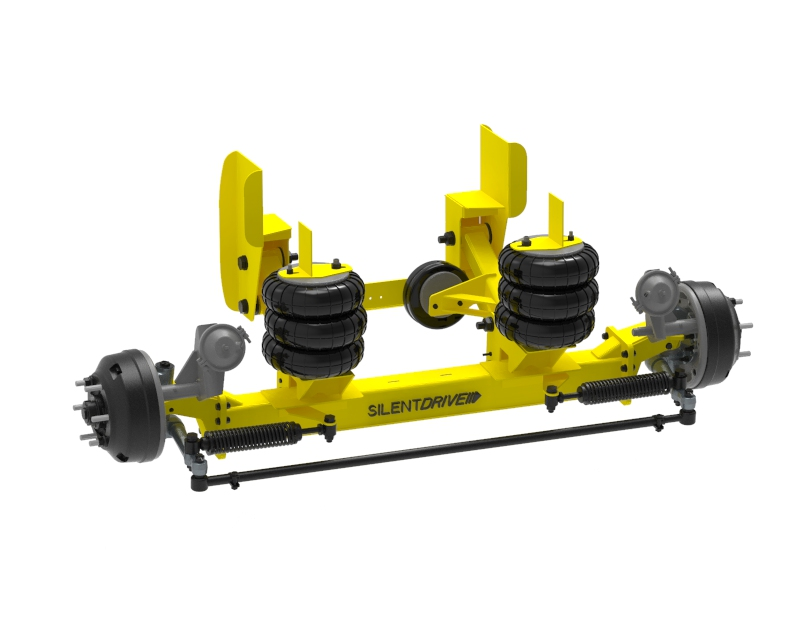 Auxiliary Lift Axle Suspension | Tag, Pusher, & Trailer | Steerable