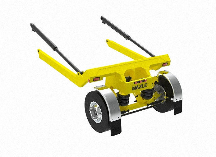 Auxiliary Lift Axle Suspension | Tag, Pusher, & Trailer